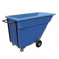 Xe gom rác composite 400 lít